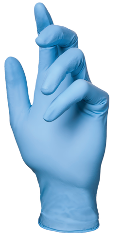 Glove Plus Prime Blue Glove