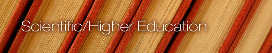 Scientific/Higher Education